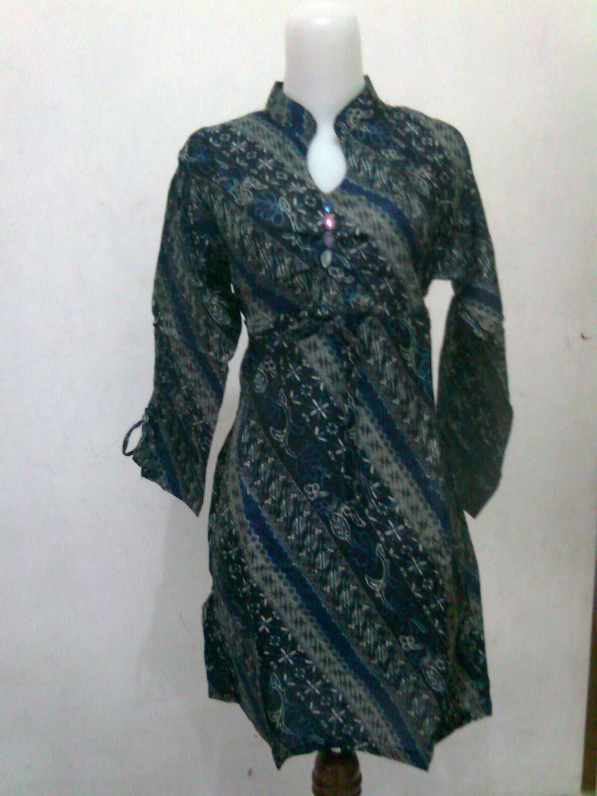Batik Wanita Modern 2012 Creavoom Fashion